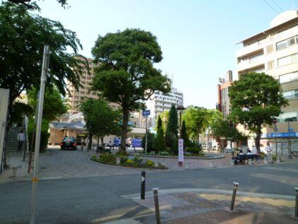 JR摂津本山駅(南側ターミナル)