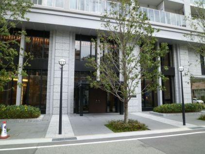 神戸ハーバータワーエントランス