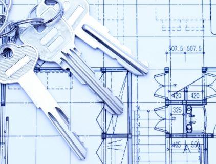 鍵と設計図